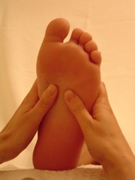 A Typical Session & Reflexology Articles. Reflexology Treatment